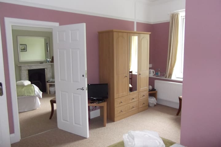 Family room - Isle of Wight - Bed & Breakfast