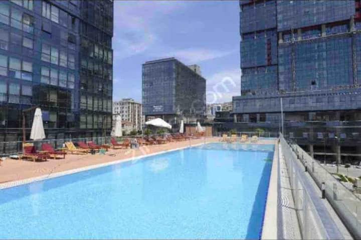 Eco Residence Safe-Pool  Havuz Rezidans Daire