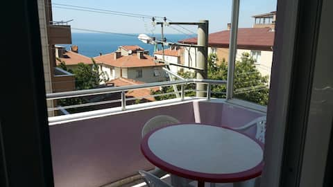 Esenköy denize yakın, 3+1 odalı daire.