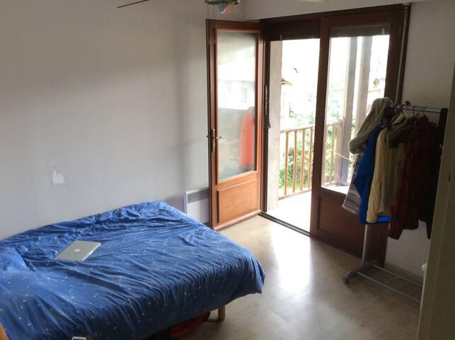 Chambre privée dans une colocation - Soorts-Hossegor - Casa