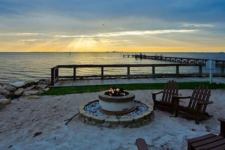 Luxury Waterfront-Gulf Access Home!! - Раскин