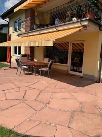 Exklusive 3 ZKB-Wohnung mit herrlicher Terrasse !
