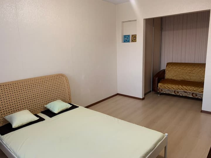Квартира у больничного комплекса