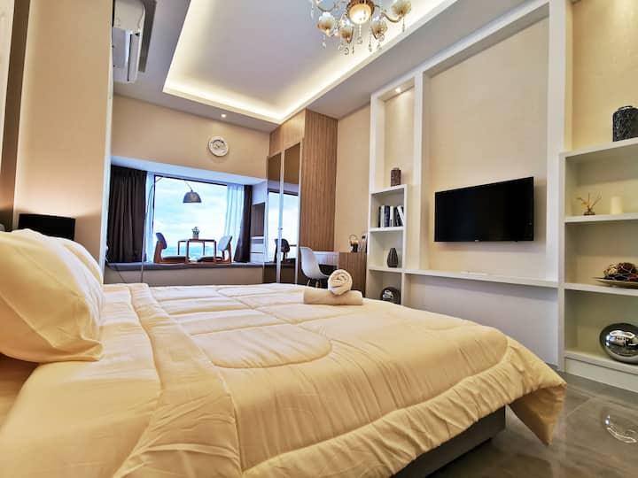 Majestic White@Melaka City steps 2Jonker#10