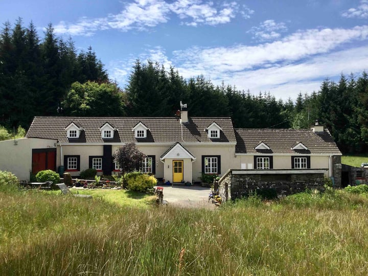The Sanctuary: Secluded 5 Bed Cottage sleeps 11