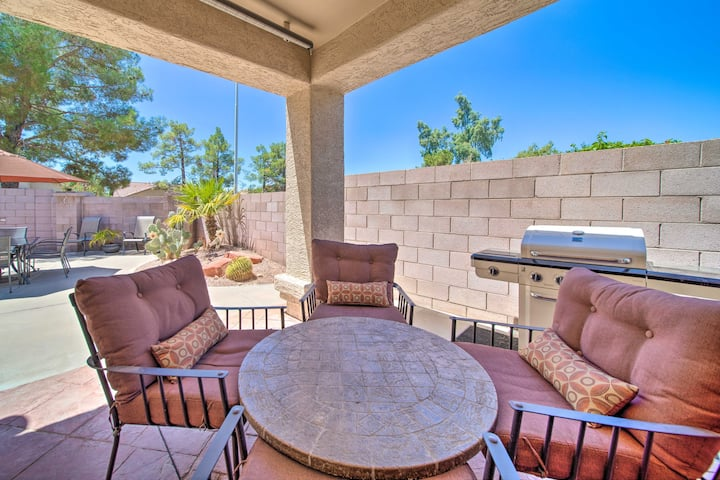 Immaculate Chandler House w/ Outdoor Living Space!