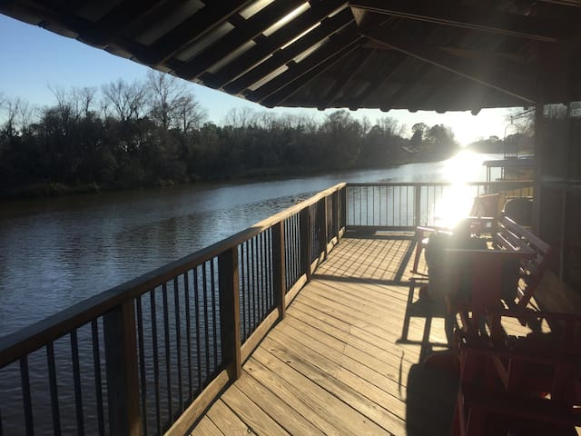 The River House - Natchitoches - Casa