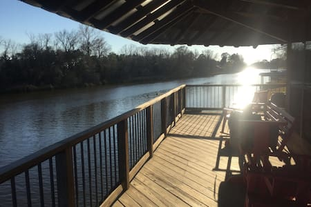 The River House - Natchitoches - Talo