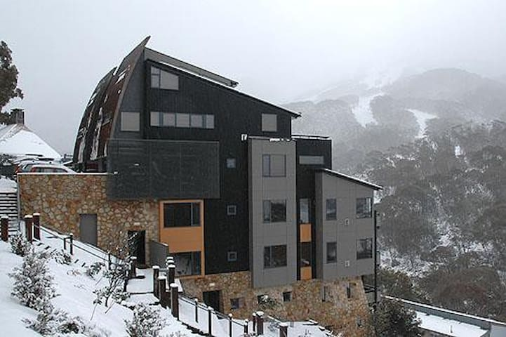 Elevation 2 Penthouse 3 Bed & Loft - Thredbo - Appartement