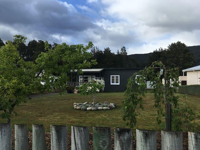 Alirra's View  Manapouri