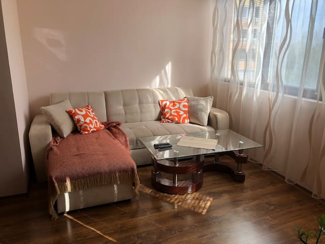 Perfect 1-bedroom flat in downtown Plovdiv