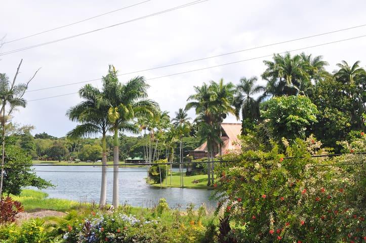 Lagoon View Apartment #21
