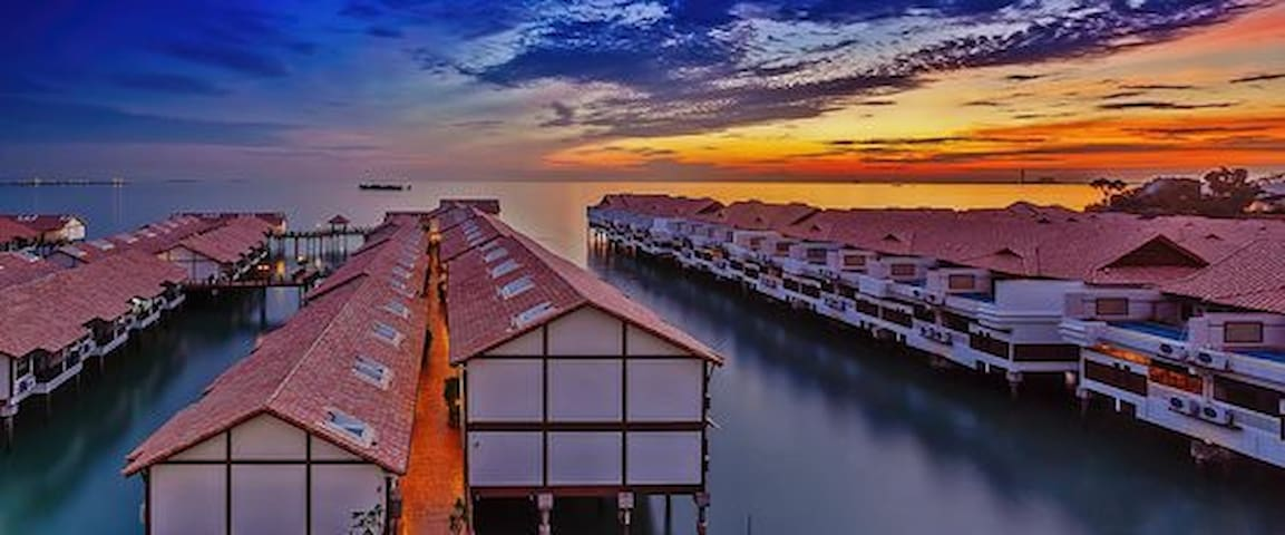 PD LEXIS-Balinese inspired resort - Port Dickson - Departamento
