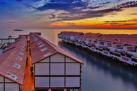 PD LEXIS-Balinese inspired resort - Port Dickson - Apartment