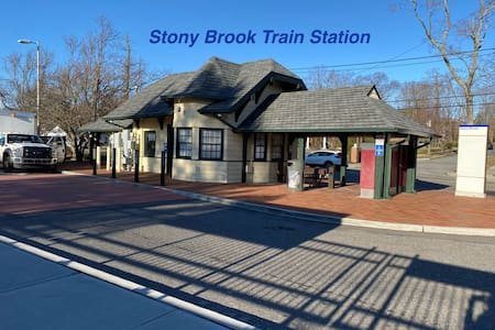 Best Airbnb in Stony Brook University Station 說中文