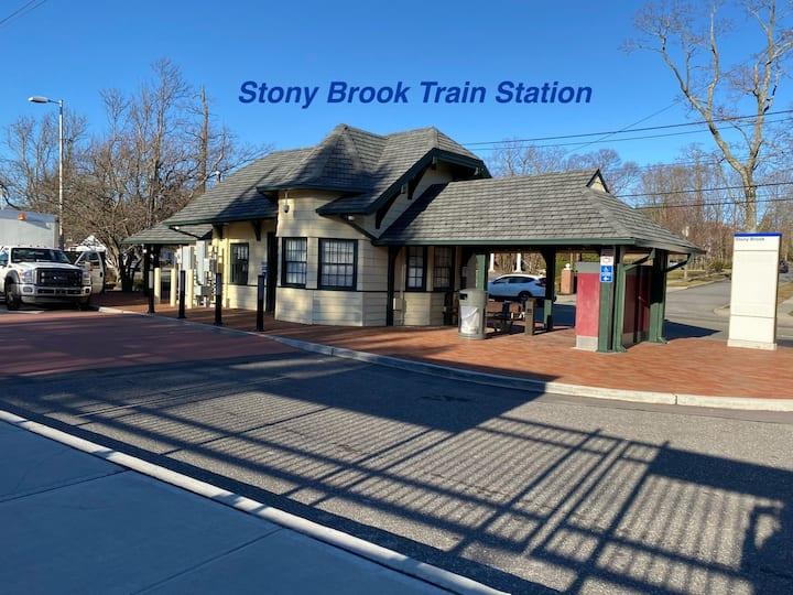 Best Airbnb in Stony Brook University w/ AC 說中文