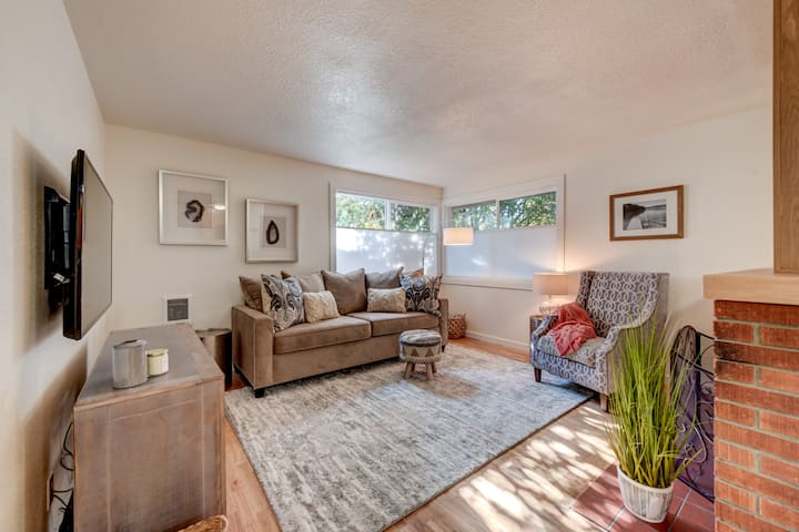 Very Clean and Cozy Centrally Located Home