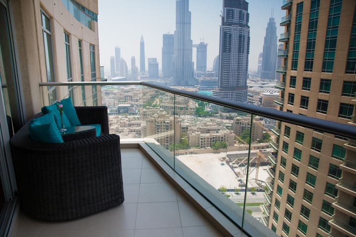 Premium Apartment Spectacular Burj Khalifa Views
