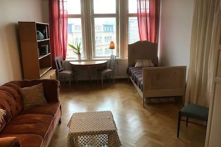 Sekelskifteshus i centrala Lund - Lund - Apartmen