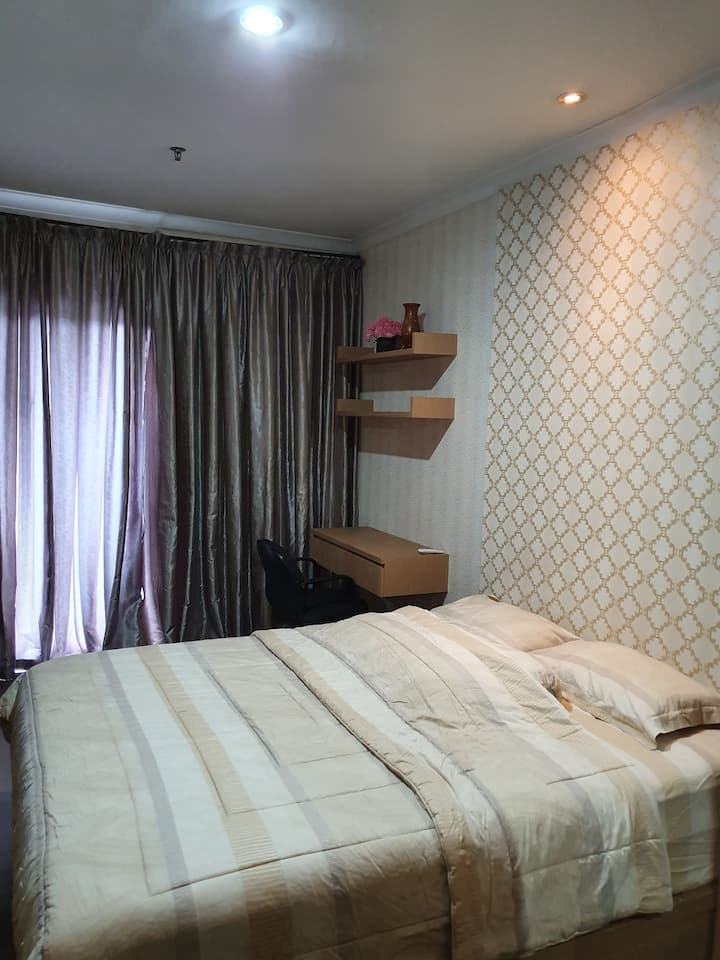 For Rent Signature Apartment Tebet, MT. Haryono.