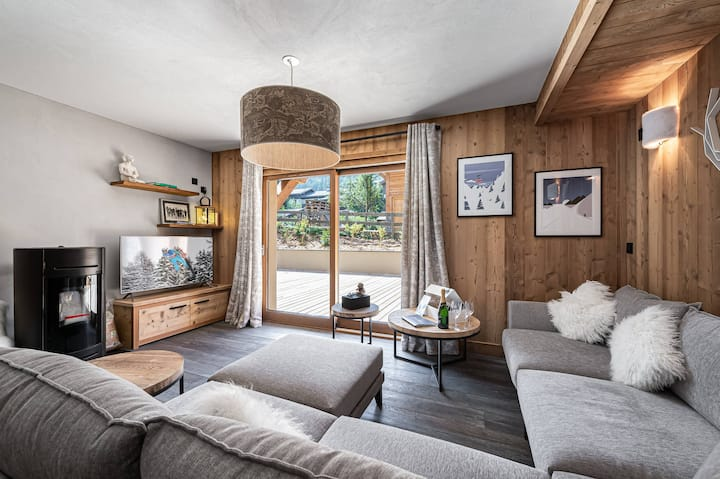 Cosy apartment close to the slopes
