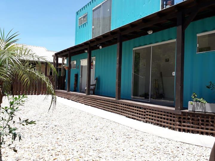 Carambola Container House - Estúdio para Casal