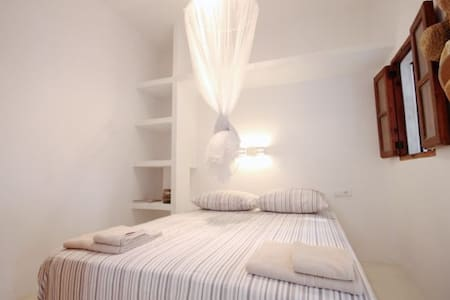 ENCANTADOR BUNGALOW EN CALA SAHONA - Ses Bardetes - 아파트