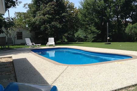 Swimming Pool near Beaches,  Relax Waveland Style - Waveland