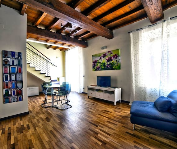 Cozy House In An Exclusive Building - Viterbo - Apartment