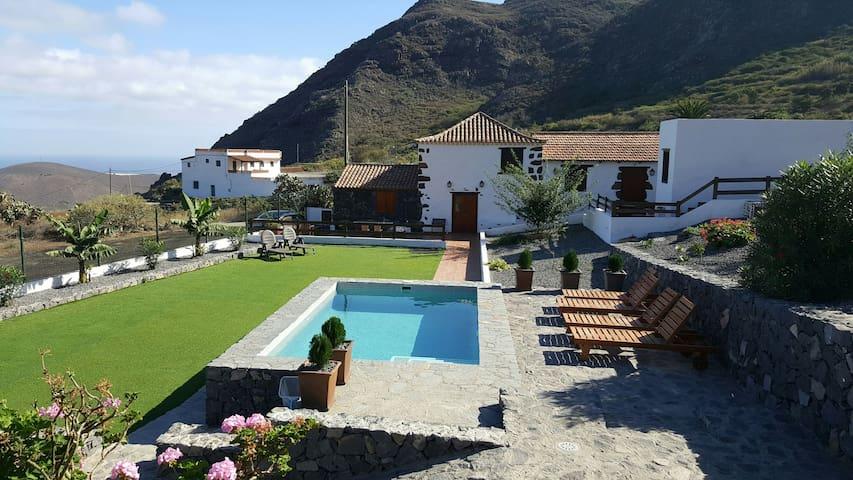 """Viña Camello"" casa rural Tenerife. - Buenavista del Norte - Dom"