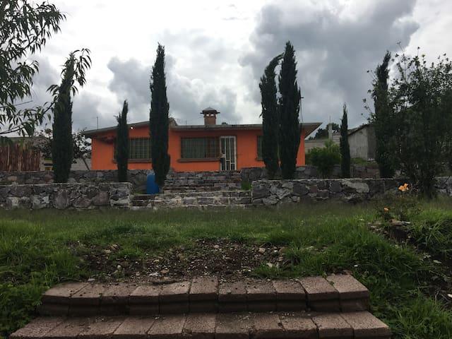 """Casita """"Maguey Manso"""" - San Juan Teotihuacan de Arista"""