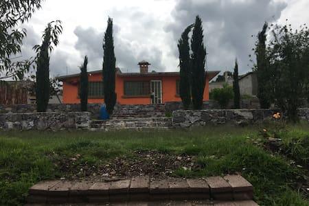 "Casita ""Maguey Manso"" - San Juan Teotihuacan de Arista - Bed & Breakfast"