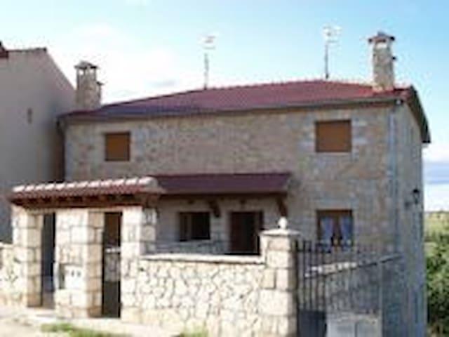 Escapada Rural Cerca de Pedraza - Segovia - Haus