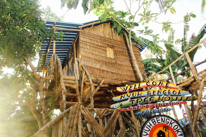 Nyuh Bengkok Tree House #5