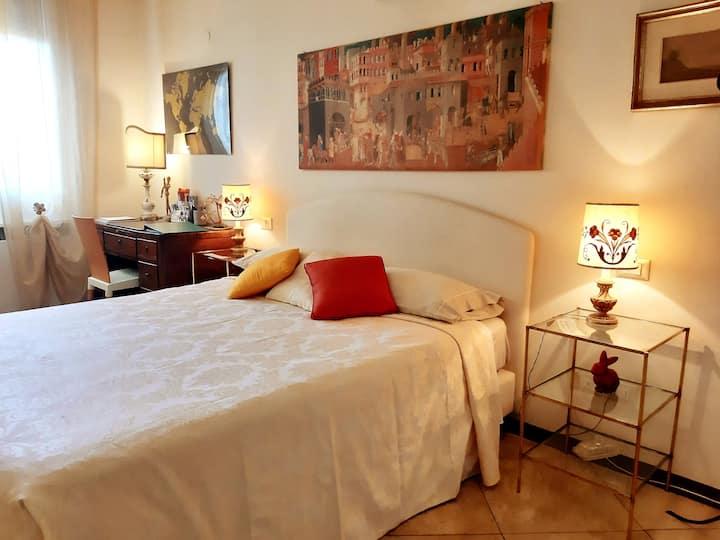 landa's home centre historique de Bologne