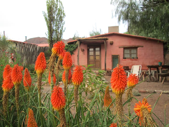 Cabaña de 2 habitaciones en Tilcara