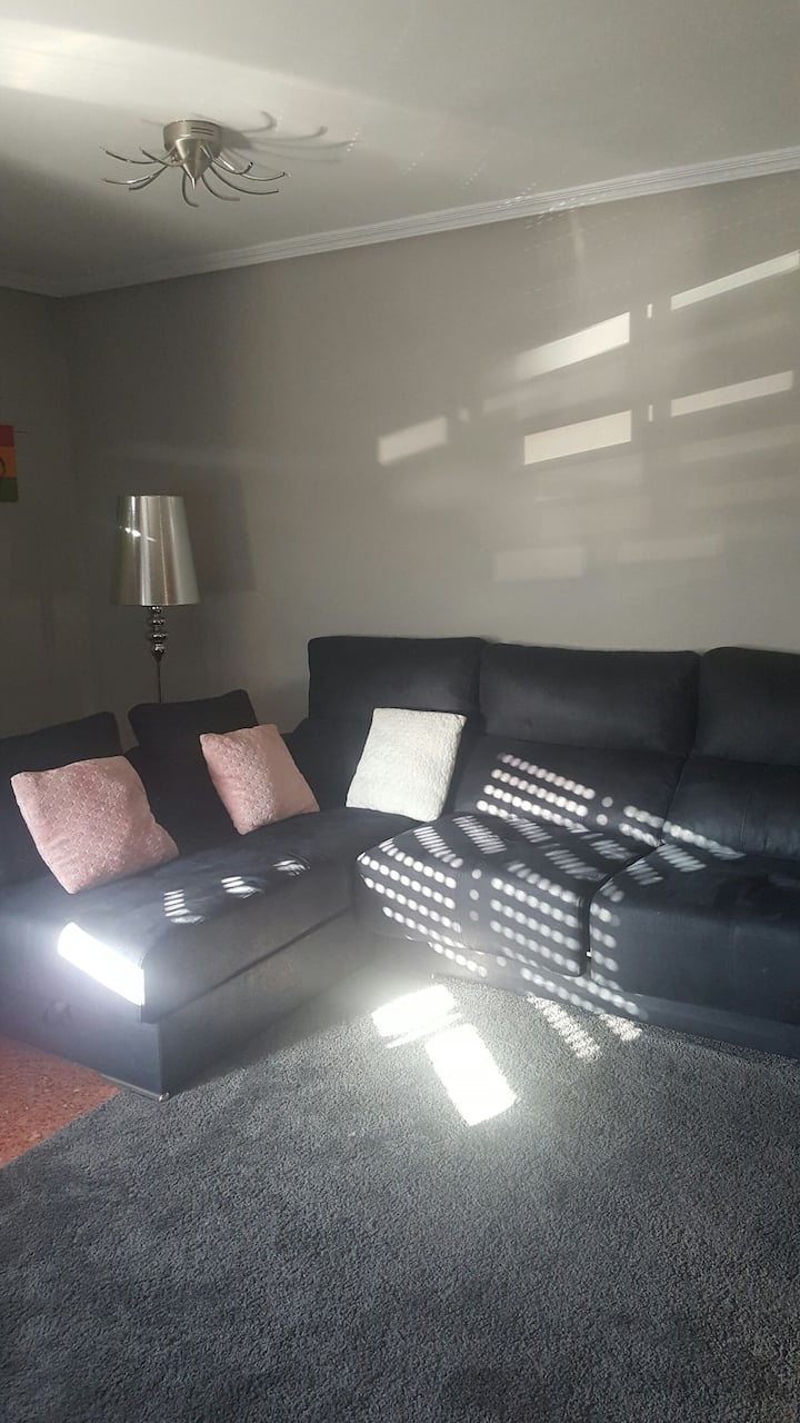 Habitación privada en piso zaragoza