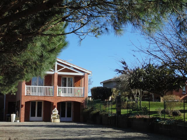 WEEKEND FAMILY - Labastide-Clermont - House