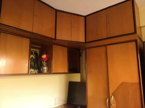 Beautiful furnished apartment for a couple/familyB