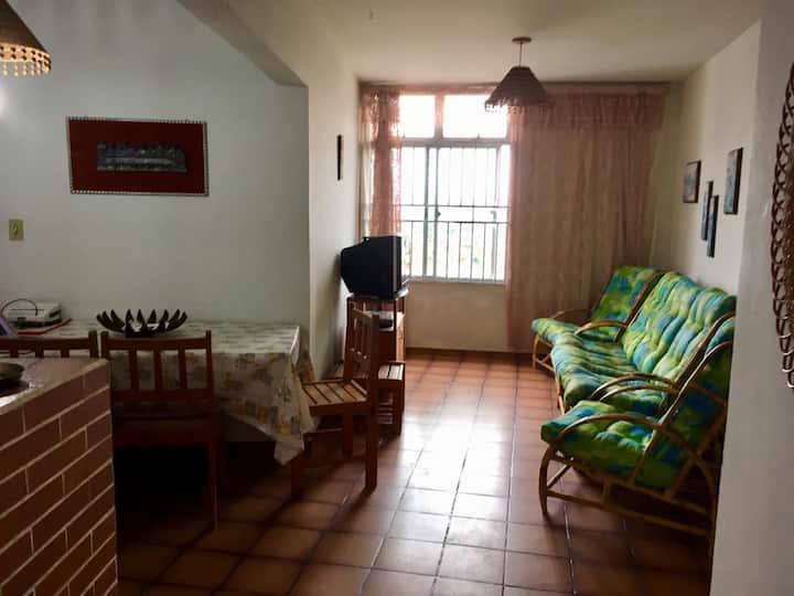 Apartamento 4 quartos em prédio na orla da praia