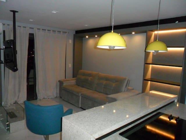 Excelente apartamento no melhor de Curitiba