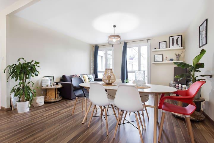Le cocon toulousain - Tuluza - Apartament