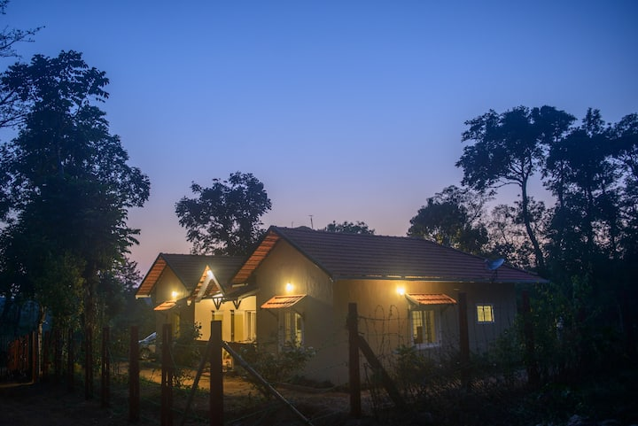 Blaze Homes Coorg - The Two Trees Cottage