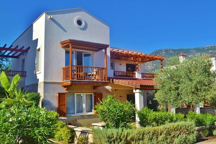 2 Beds,4 persons Luxury Apart in Lavanta Sites - Kalkan Belediyesi