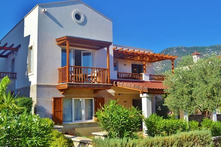 2 Beds,4 persons Luxury Apart in Lavanta Sites - Kalkan Belediyesi - Villa