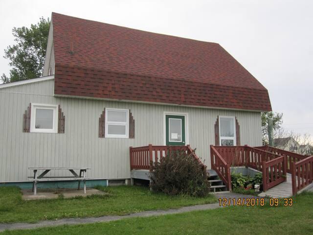 maison chez Janine