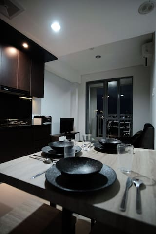 2 Bedrooms | Simplicity in South Jakarta