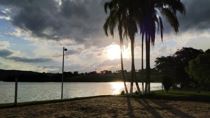 Chalé na represa de Itutinga 2