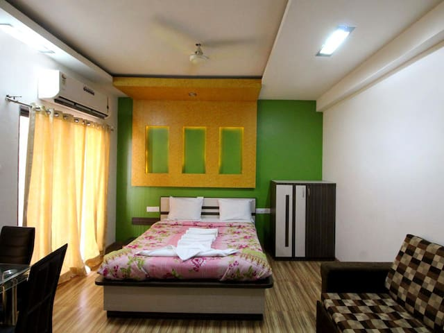 Lonavala Holiday Home AC. apartment - Lonavala - Pis