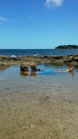 Ocean view private access to tide pools n beach - Dorado - Holiday home